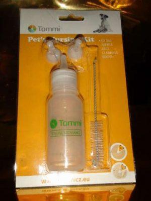 TOMMI 50 ml Aufzuchtflasche Saugflasche
