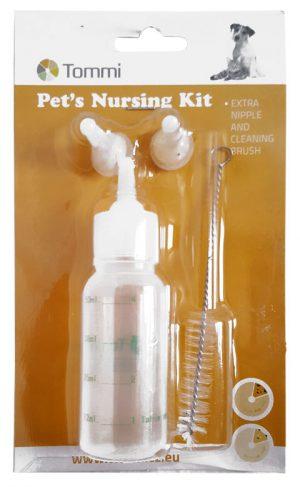 Pet`s Nursing Kit , Aufzuchtflasche