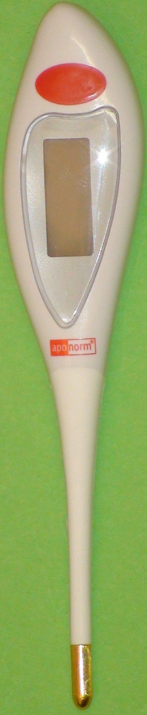 Aponorm® Sensitive Fieberthermometer